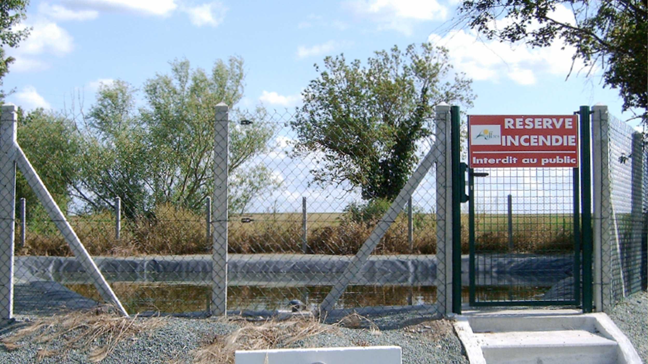 reserve incendie eau de pluie