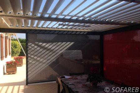 pergola-qualite-professionnelle-particulier-sur-mesure-mesures-vendée-qualité-france-française-Sofareb-local-expérience-structure-particulier-professionnels-protection-solaire-pergola-terrasse-exterieur-design-moderne-jardin-ombre-ombrage-abri-lames-orientables