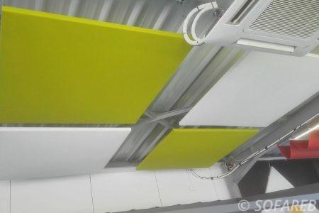 solution-acoustique-verte-et-blanche-verte-classique-sofareb