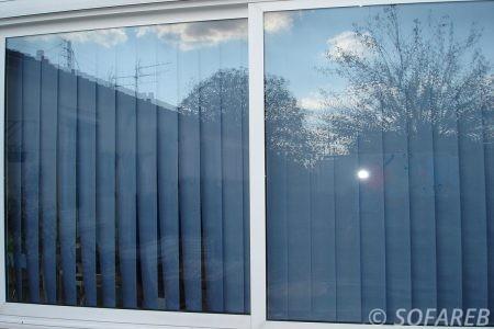 rideau store gris interieur fabrication vendee store