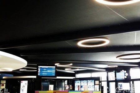 toile-tendue-sur-le-plafond-du-mega-cgr-la-rochelle