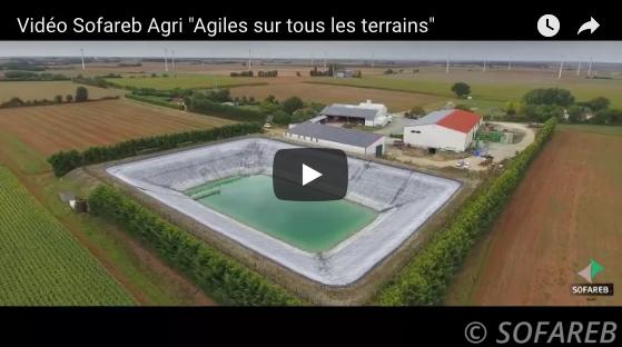 Video Sofareb Agri bâche pour agriculteurs