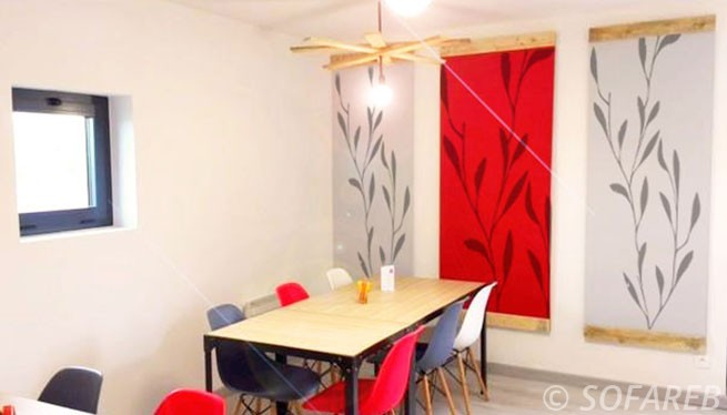 Panneaux-acoustique-murales-et-personnalisés-pour-restaurant