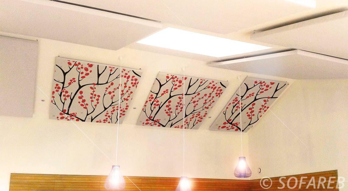 panneaux-acoustique-de-plafond-personnalises-maison