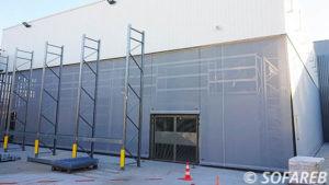 facade textile leroy merlin niort
