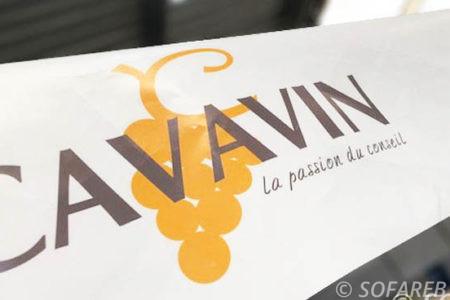 impression personnalisé sur bache pour l'entreprise cave à vins à fontenay-le-comte